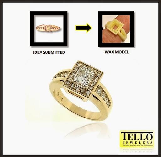 Jewelry Store «Tello Custom Jewelers