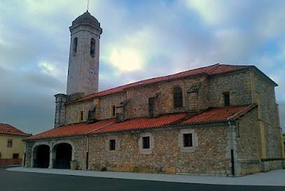 Iglesia de Santa Maria de Hazas de Cesto