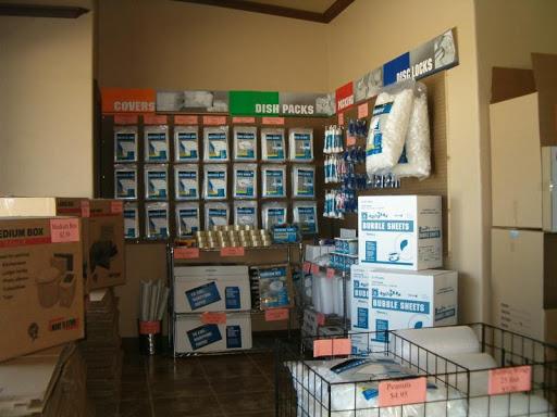 Storage Solutions at Canyon Ridge, 1119 Canyon Creek Dr, Temple, TX 76502, Self-Storage Facility