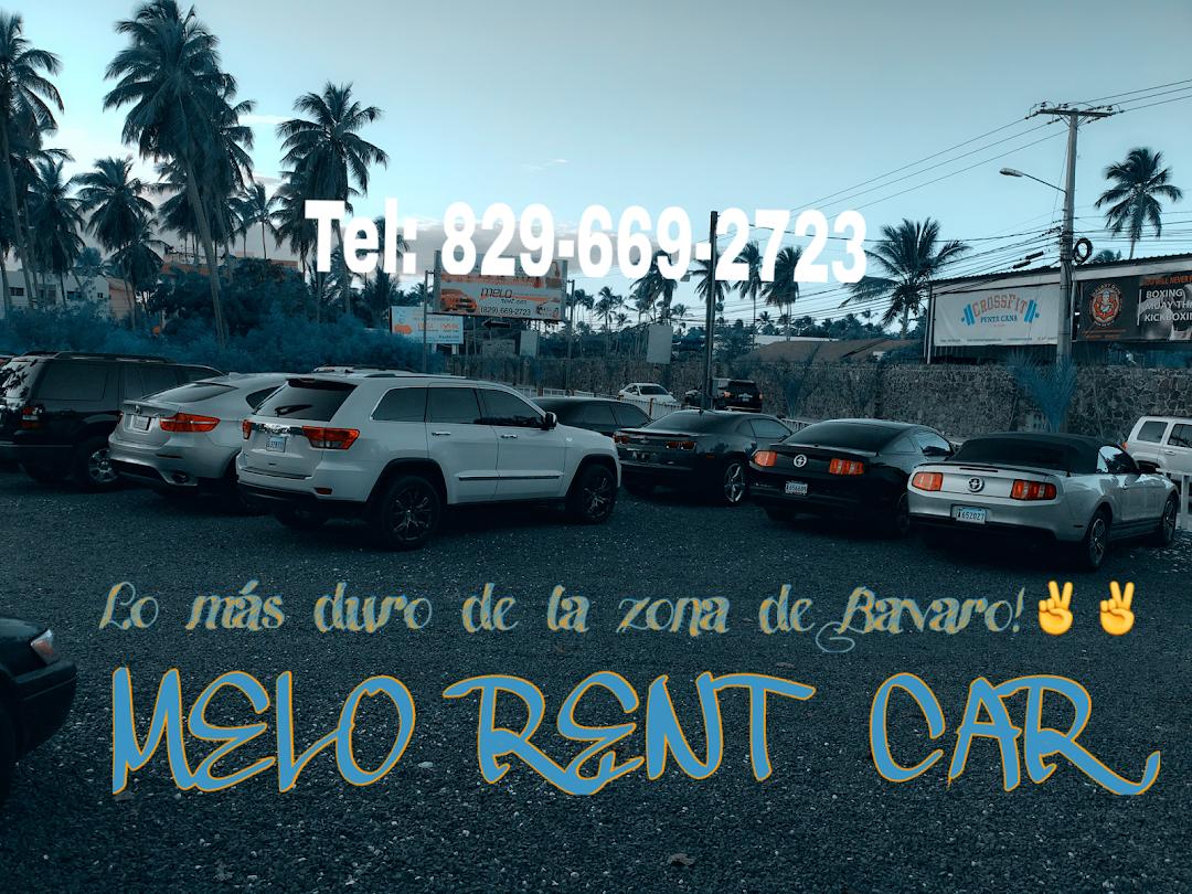 Melo Rent Car Punta Cana