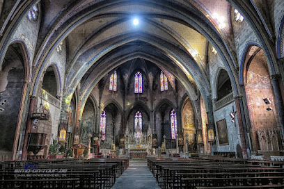 Cathédrale St Maurice