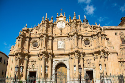 Cathedral of the Incarnation in Guadix