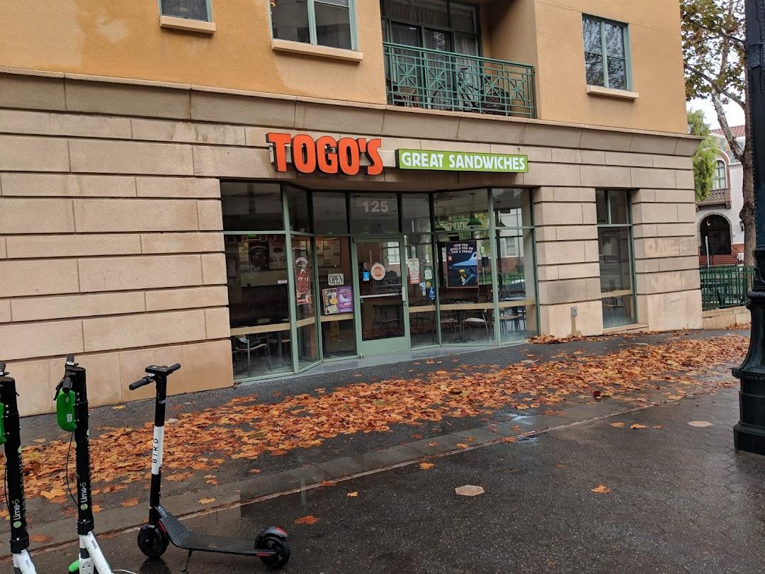 TOGOS Sandwiches