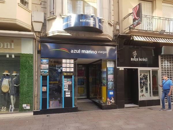 Azul Marino - Iltrida Viatges Lleida Sant Antoni