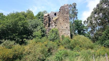 Torre de Fornelos en Crecente