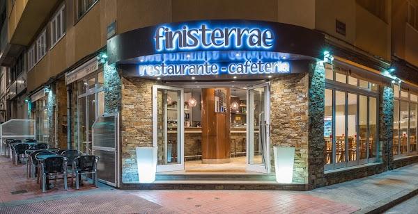 Restaurante Finisterrae