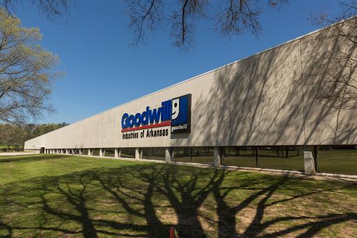 Goodwill Industries of Arkansas, 7400 Scott Hamilton Dr, Little Rock, AR 72209, Non-Profit Organization