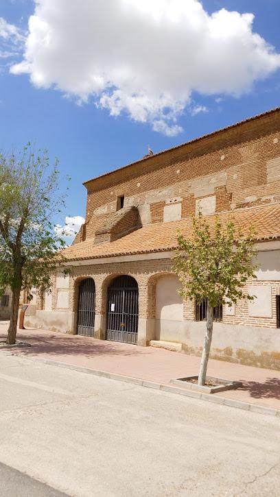 Iglesia de San Esteban de Zapardiel