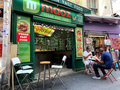 photo du restaurant Maoz Vegetarian