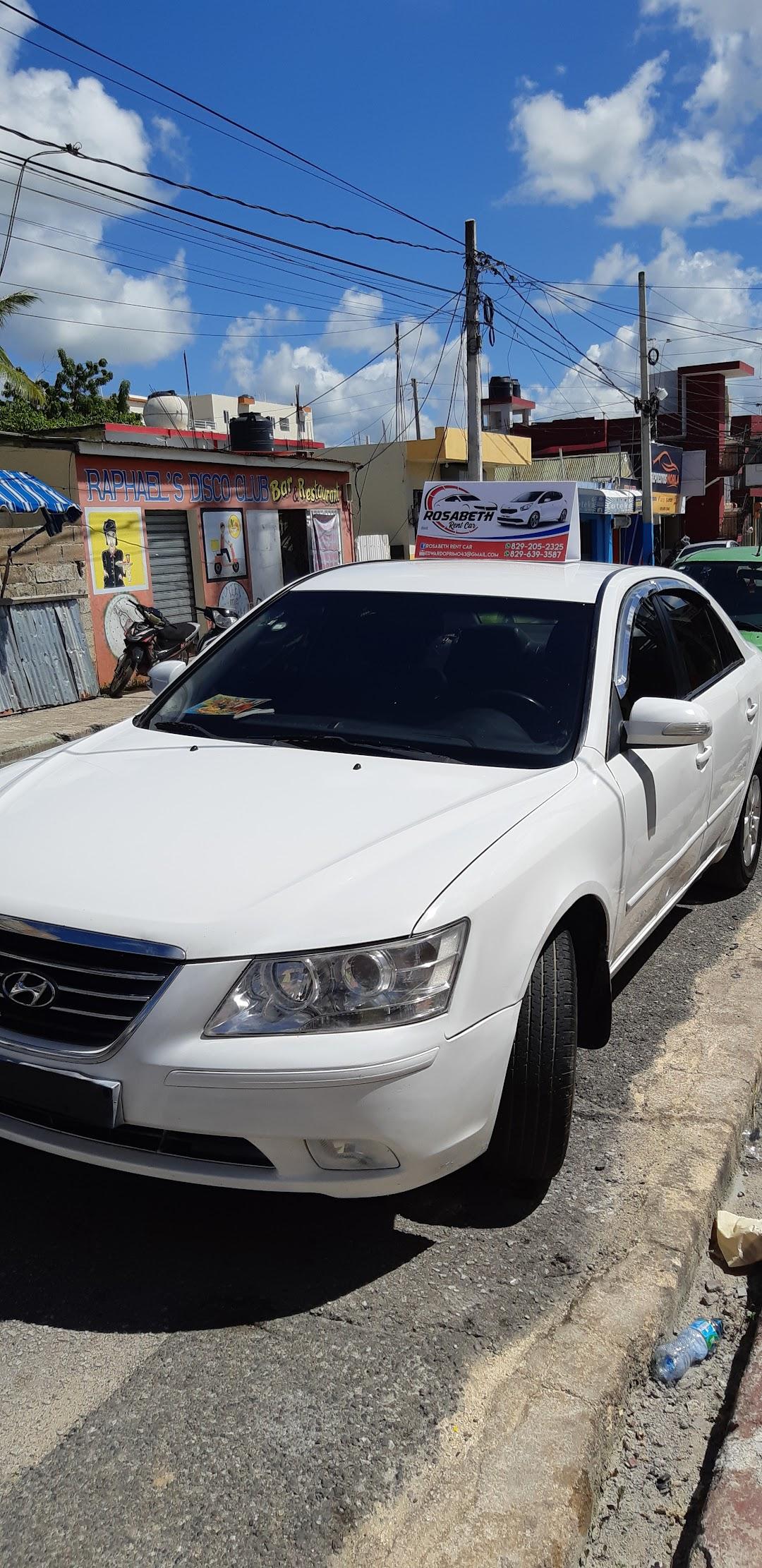 Rosabeth rent car