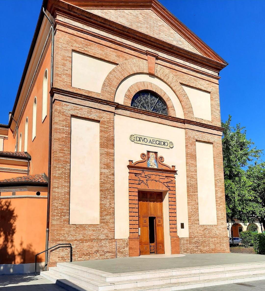 Chiesa Parrocchiale di SantEgidio Abate