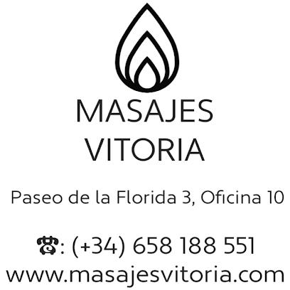 imagen de masajista Masajes Vitoria
