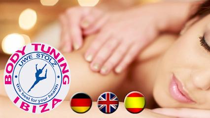 imagen de masajista Uwe Stolz - Body Tuning Ibiza - Masaje