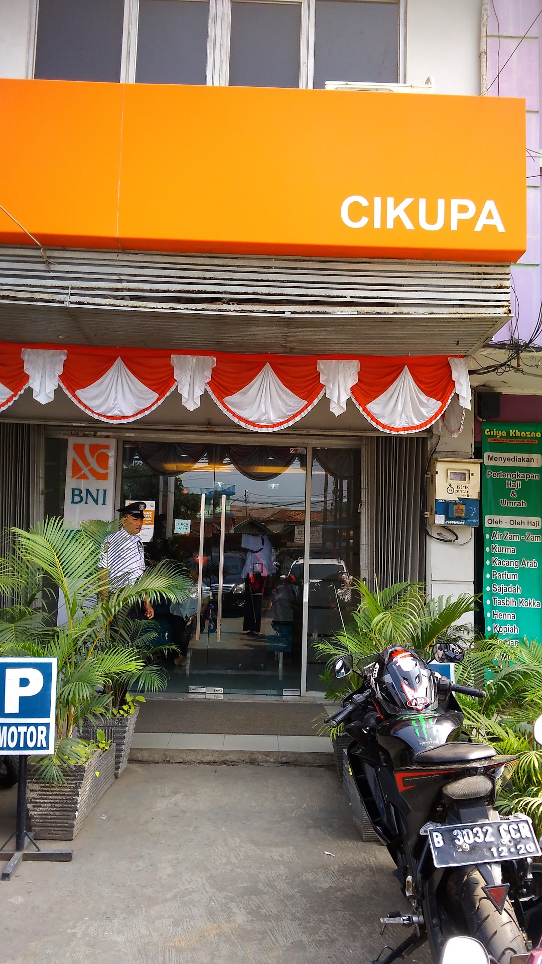 Bni Cikupa Di Kota Tangerang