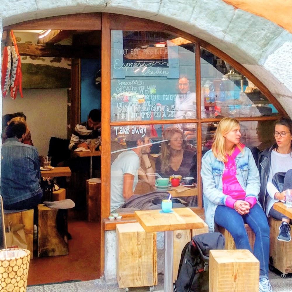 photo du resaurant Cafe Bunna Annecy - coffee shop italien