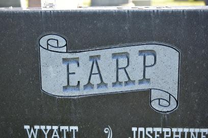 Wyatt Earp gravesite