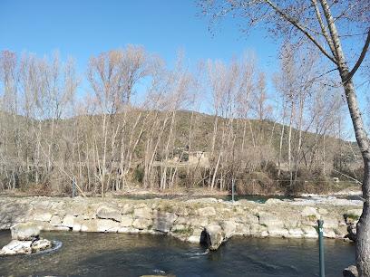 Zona esportiva del Parc de la Roca del Call