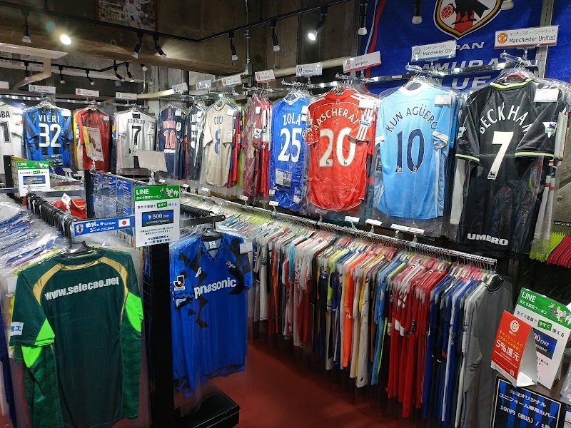 VintageSports心斎橋店
