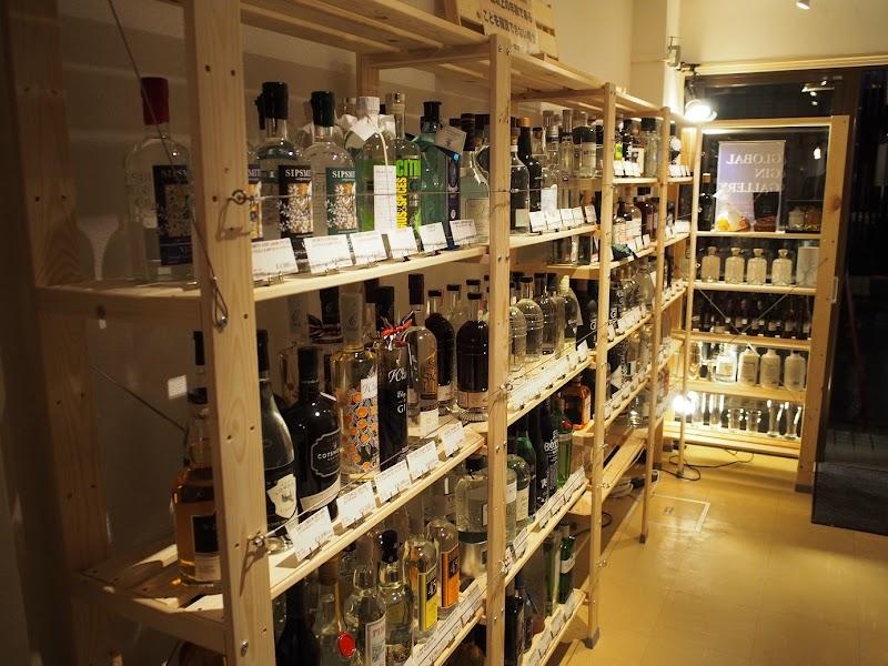 Global Gin Gallery