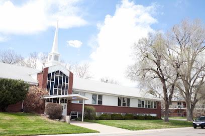 Baptist church Calvary Church - Englewood