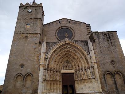 Basílica de Castelló d'Empuries