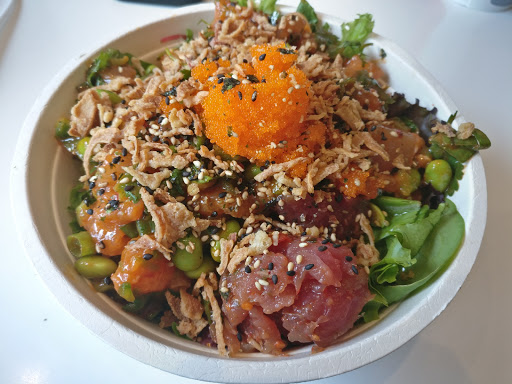 Honeyfish Poke