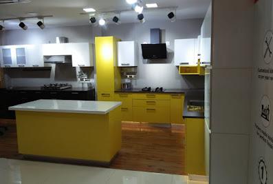 Sleek Kitchen World – BhimavaramBhimavaram