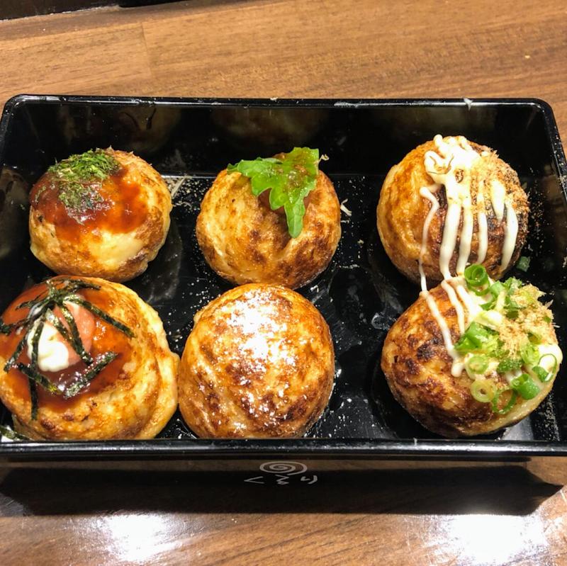 たこ焼きバル くるり 横浜