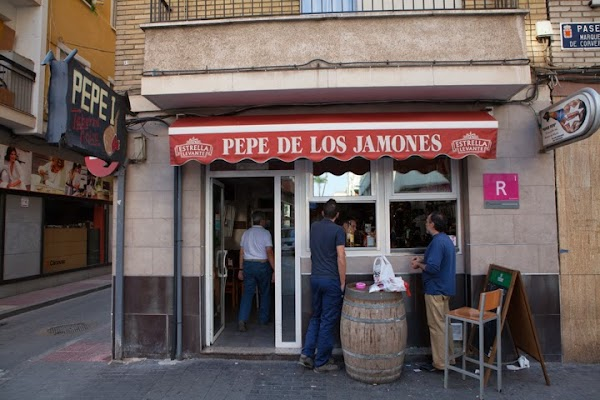 Bar Pepe de los Jamones