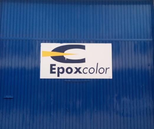 Aplicaciones Industriales de Pintura Epoxi Epoxcolor
