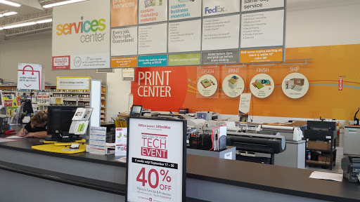 Office Supply Store «OfficeMax», reviews and photos, 4429 US-14, Crystal Lake, IL 60014, USA