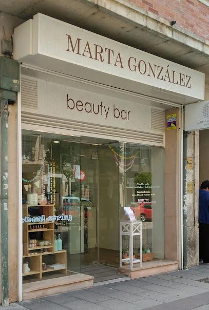 Marta González. Beauty Bar