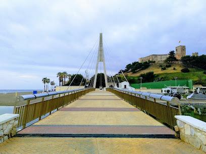 Rio Fuengirola Pedestrian Bridge