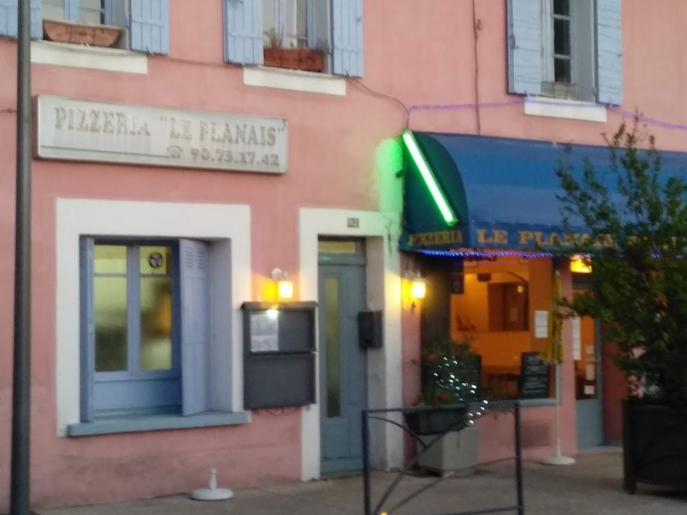 photo du resaurant Le Planais