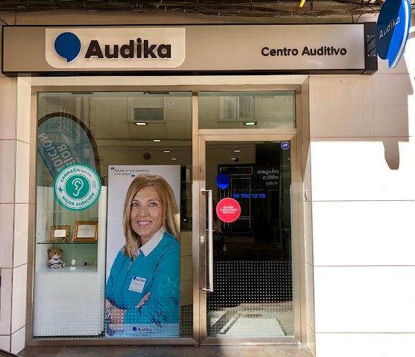 Centro auditivo Audika Albacete