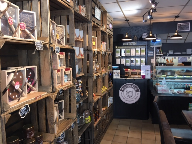photo du resaurant ChocolaThé