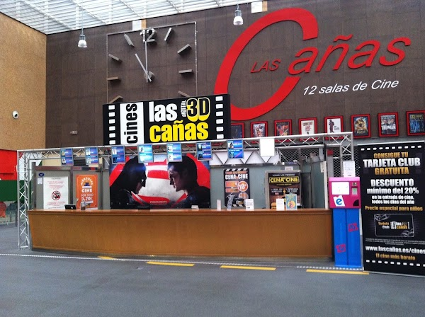 Cines Las Cañas