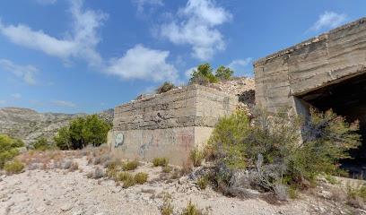 Bunquers del Coll de Balaguer