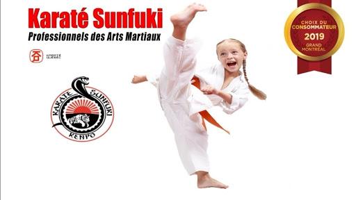 Arts martiaux Center Karate Sunfuki Laplaine à Terrebonne (Quebec)   CanaGuide