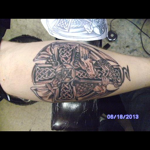 Tattoo Shop «Agony Tattoo», reviews and photos, 122 Bridge St #7, Pelham, NH 03076, USA