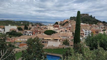 Begur's Castle