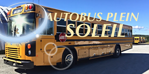 Bus Autobus Plein Soleil Inc in Thetford Mines (Quebec)   CanaGuide