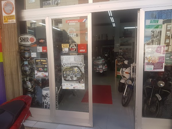 Moto Badajoz