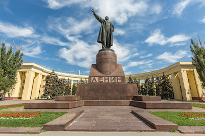 Исторический памятник Памятник В. И. Ленину