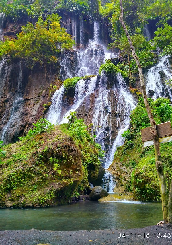 Air Terjun Goa Tetes