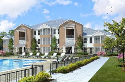 Apartment building North Village Apartments