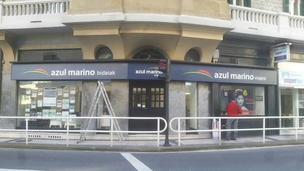 Azul Marino Viajes San Sebastián