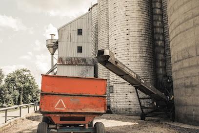 Grain elevator Michigan Agricultural Commodities - MAC (Wheeler)