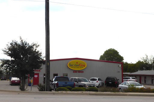 Auto Body Shop «Service King Collision Repair of Georgetown», reviews and photos, 300 Westinghouse Rd, Georgetown, TX 78626, USA