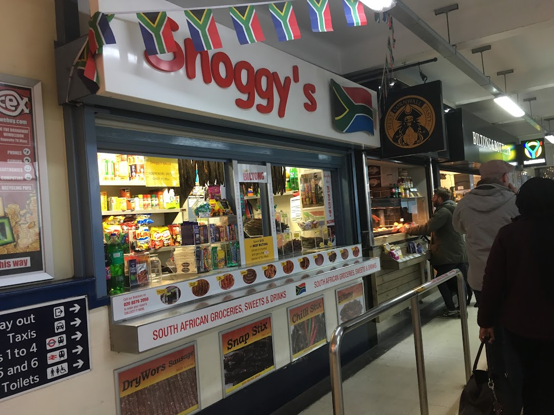 Snoggys South African foods